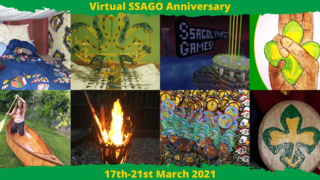 17th-21st March: Virtual SSAGO's Anniversary!